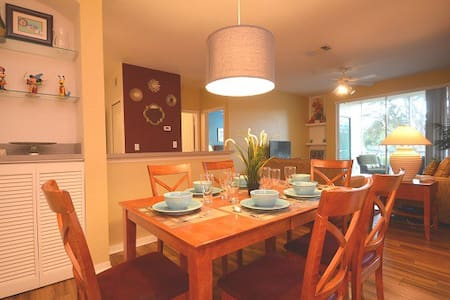Great Full Apartment. Just 5' from Disney Orlando