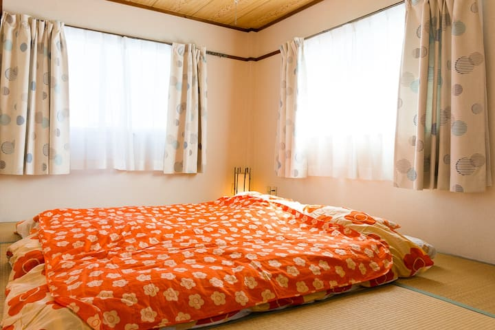 Comfortable North Osaka Apartment - Ikeda-shi - Apartment