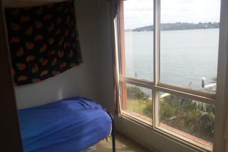 Waterfront room Balmain Birchgrove