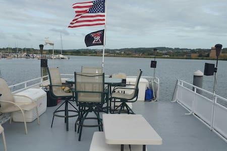 Exclusive Waterfront Catamaran - Washington
