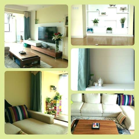 团坡桥头,观水馨苑,您在贵阳温馨的家! - Guiyang Shi - Bed & Breakfast