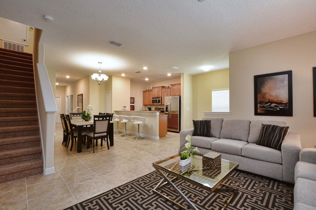 Townhome in orlando next to disney houses for rent in for Ana s kitchen orlando