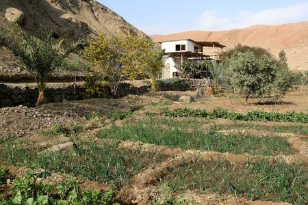 Casa Rural en Playa Jihuay-Atiquipa