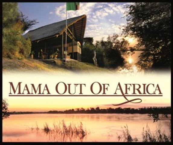 Mama Out Of Africa - Kazungula - Kulübe