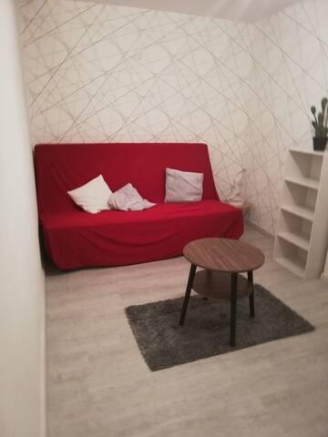 appartement - 2pièce