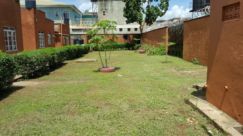 Green Valley Fully Furnished Apartments Gulu