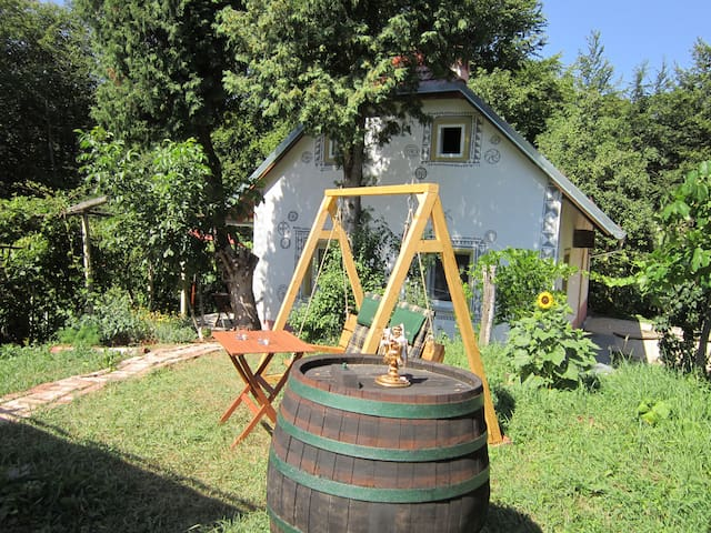 NATURE,RELAXING & WELLNESS in the VINEYARD - Gresovščak - 獨棟