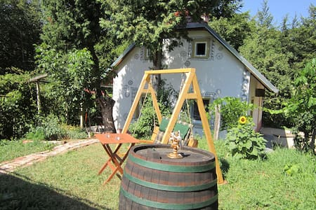 NATURE & WELLNESS in the VINEYARD - Gresovščak