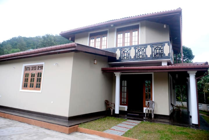 Mountain View Bungalow - Matale - Gjestehus