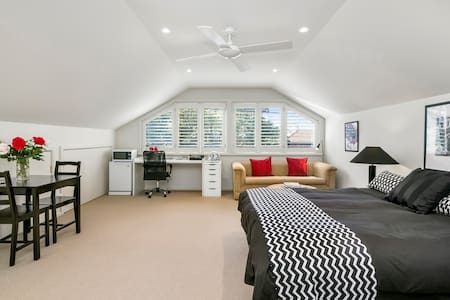 Triple Size Loft + Private Ensuite - Balgowlah Heights