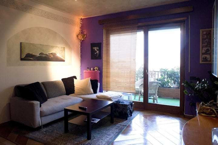 High comfort central cozy apt. Wi-Fi -Bassano D.G.