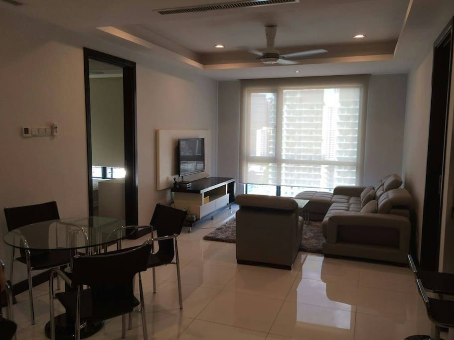 Casa residency 2 rooms flats for rent in kuala lumpur for Casa residency for rent