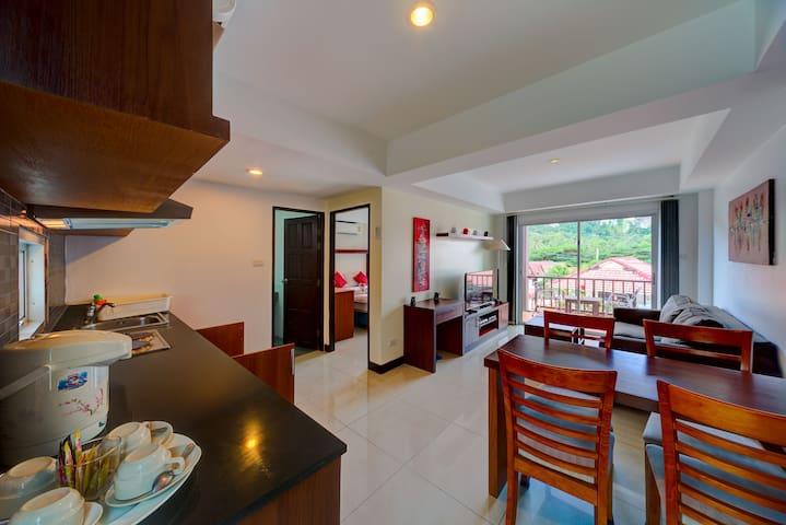 Krabi Apartment Hotel (1 Bed Room Apartment)