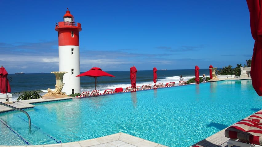 OysterRock  at the Oyster Box Beach - Umhlanga - Apartemen