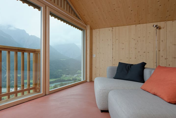 Alpenloft Loft Nr 8, in 7554 Sent - Scuol