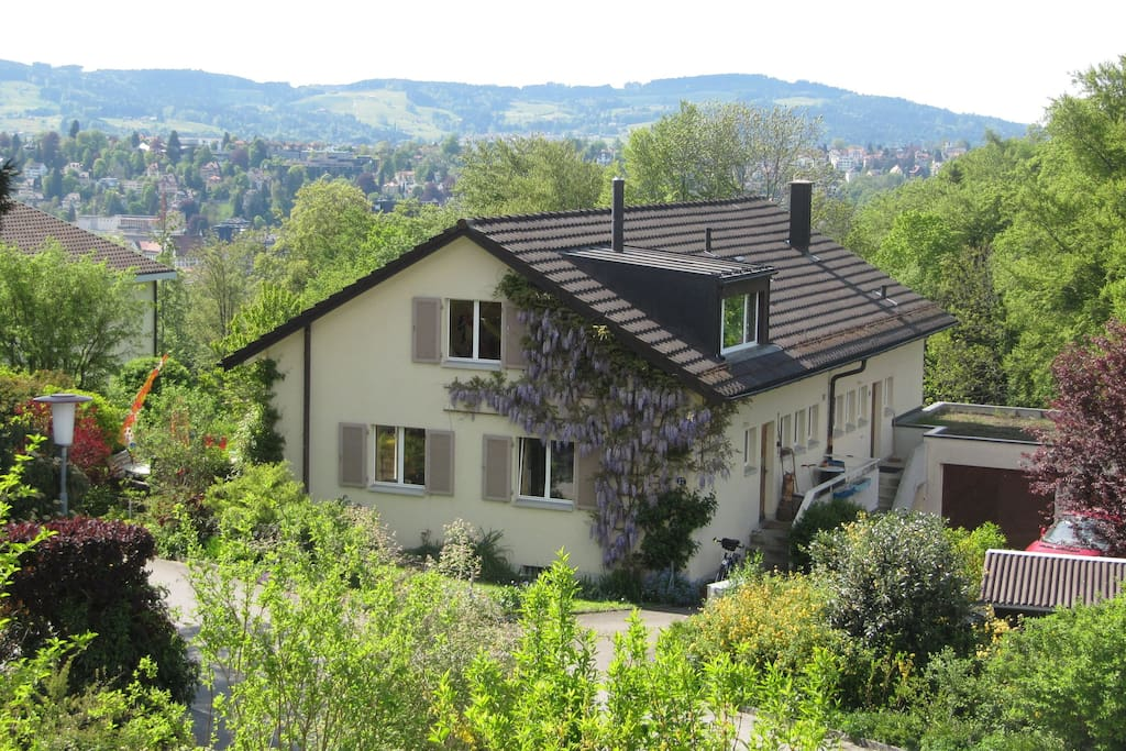 House With Garden City Nature Houses For Rent In Saint Gallen Canton Of St Gallen