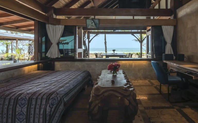 Seamaster Room in Seavibes Villa - Pelabuhanratu - House
