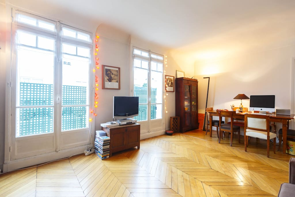 Paris boulogne roland garros 50m2 appartements louer - Salon de massage boulogne billancourt ...