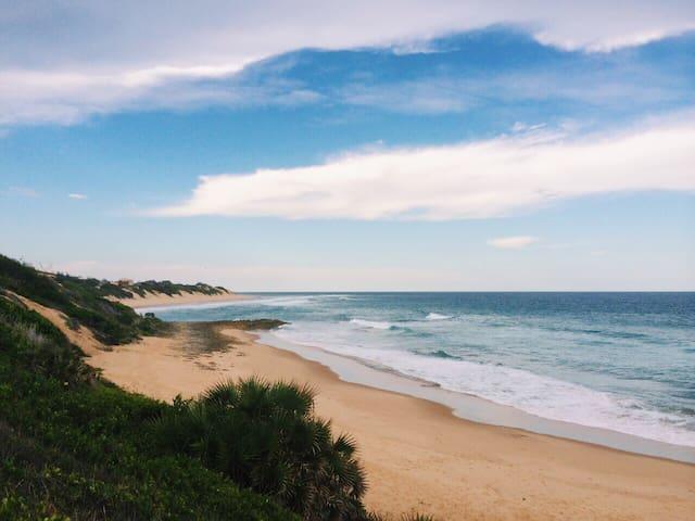Casa Viajante, Rooms for Rent - Tofo Beach