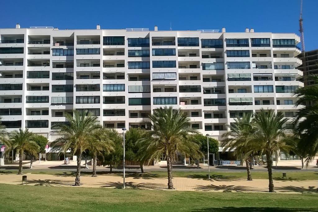 Edificio Balcón del Mar
