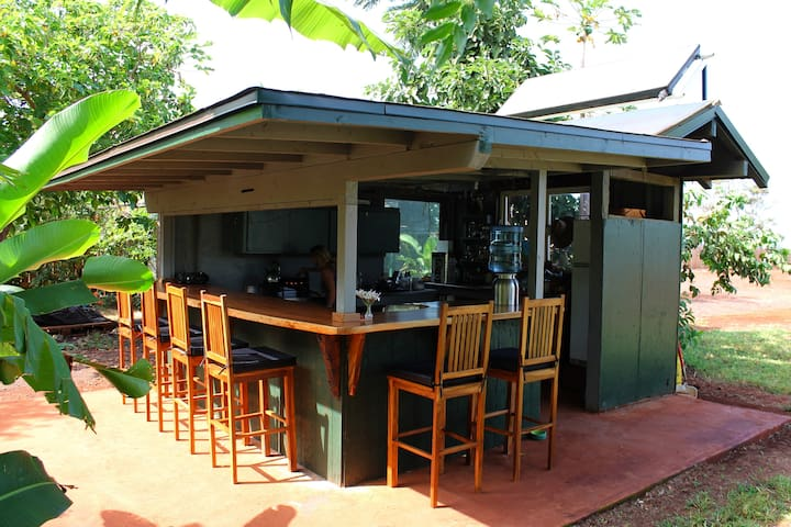Off Grid Hale - Waialua - Bed & Breakfast