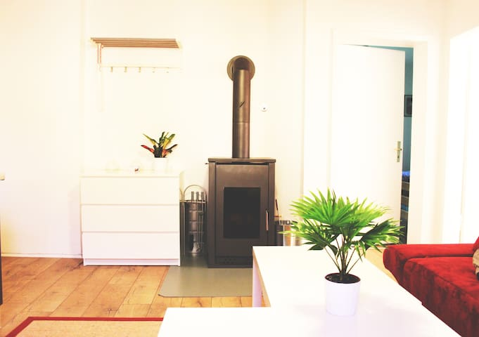 Wohnung Erdgeschoss - Cologne - Apartment