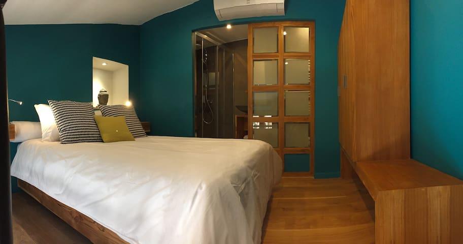 L'Ajoucadou,Le Nid, Luxury Lourmarin Apartment - Lourmarin - Apartemen