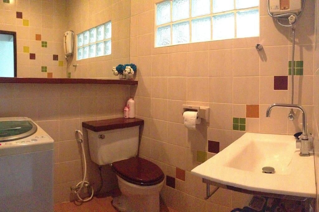 When one bathroom isn't enough!