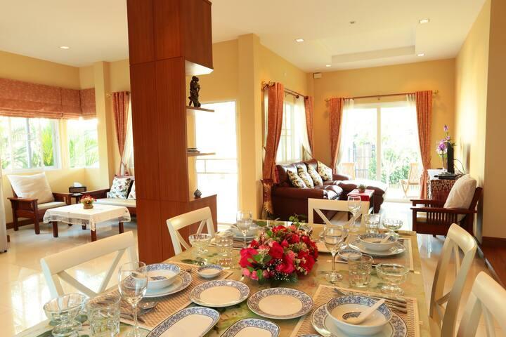 Beautifully Furnished Villa, 歡迎來到清邁