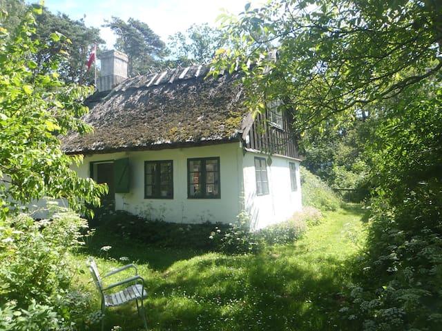 Idyllic old farmhouse