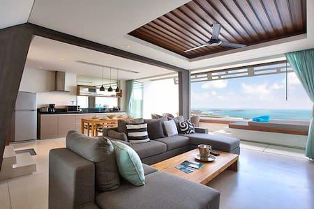 Villa-Apt 2 chambres Aqua Samui