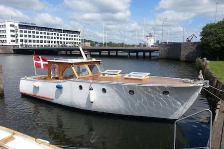 The Yacht Emma - Fanø - Vaixell