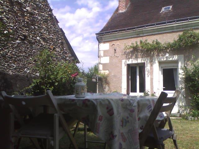 Gîte *** Proche Châteaux Amboise - Azay-sur-Cher - Casa