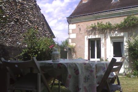Gîte *** Proche Châteaux Amboise - Azay-sur-Cher