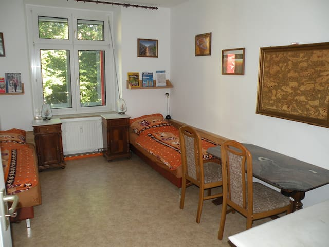 Quiet, centrally located room - München - Apartment
