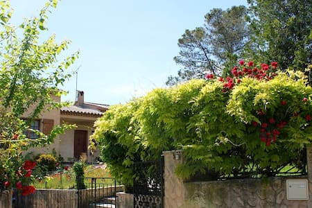 Provence Paradis - 2/5 p - ルティニエ - アパート