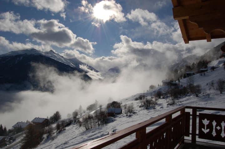 Perfect ski apartment - 4 vallées