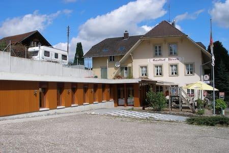 Dachstudio im Dorf - Wyssachen - Condomínio