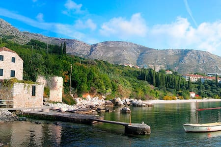 SeaDream Plat-Dubrovnik Apart. 4+1 - Plat - Lejlighed