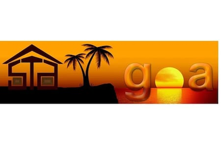 Stay Goa Affordable Private Room for 4-8 persons - Margao