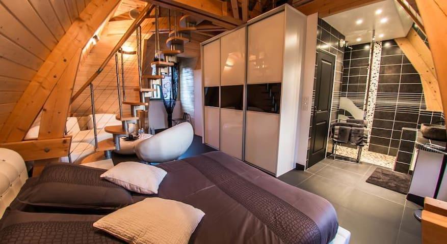 Villa de luxe 16pers, piscine, spa - Sarlat-la-Canéda - Villa
