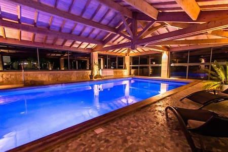 Villa de luxe 16pers, piscine, spa - Sarlat-la-Canéda