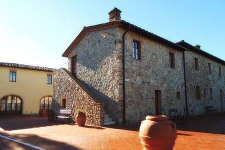 Vacation home in Monteriggioni