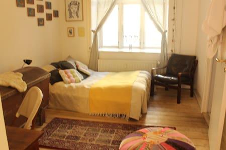 Quiet cozy room in the center - Apartment