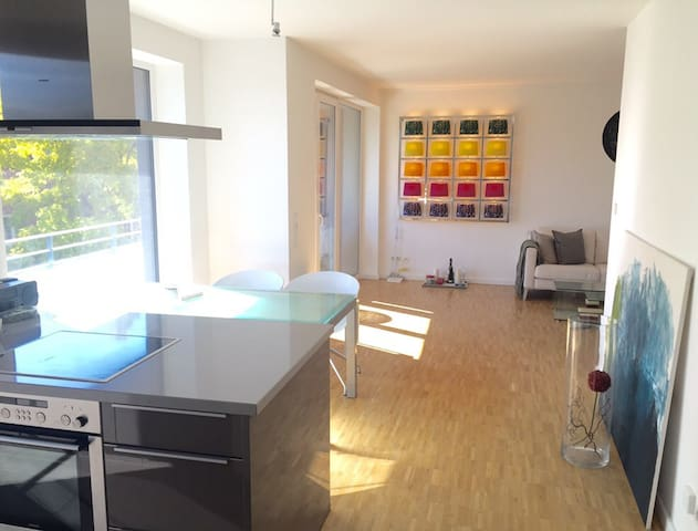 New and modern Apartment at the Fishmarket