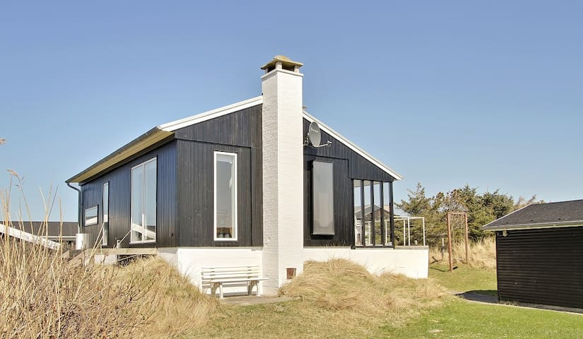 Cosy beachhouse, 150m to the beach - Blokhus - 小木屋