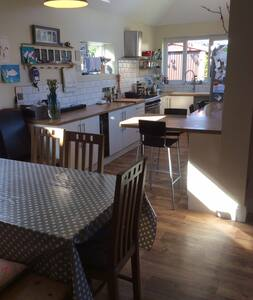 Stunning family home in North Leeds - Leeds - House