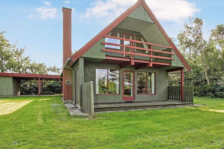 6 personas casa en Løgstør