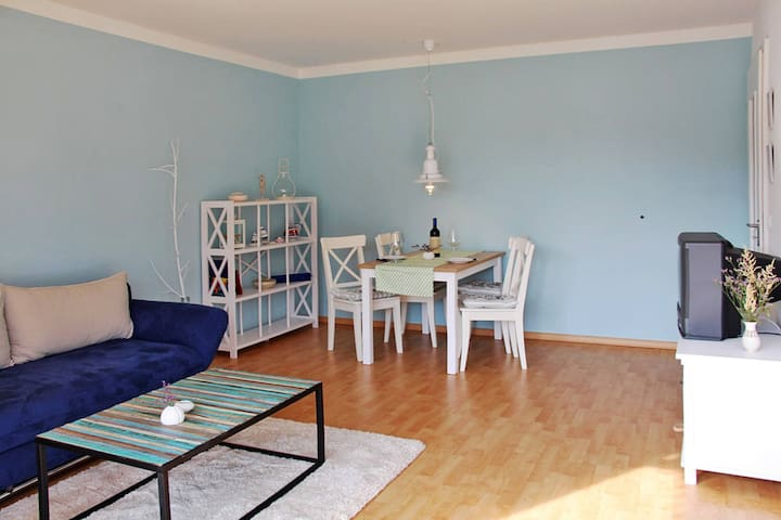 56 m² Apartment Ferienwohnung in Koserow - Koserow - Daire