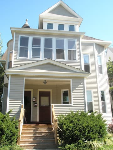Furnished bedroom, near Yale and NH
